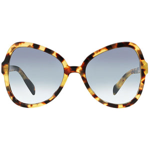 Prada Butterfly Women Sunglasses Havana | Full View