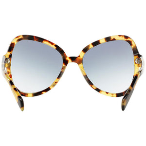 Prada Butterfly Women Sunglasses Havana | Front View