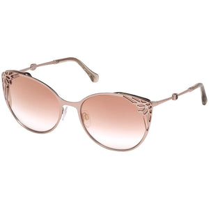 Roberto Cavalli Casole Women Sunglasses Cat Eye RC1033-34U