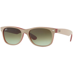 Ray Ban Men's New Wayfarer Color Mix Sunglasses | Frame View