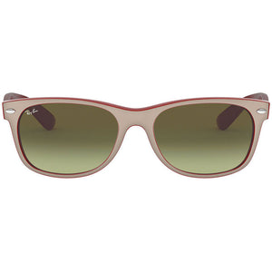 Ray Ban Men's New Wayfarer Color Mix Sunglasses Brown Lens