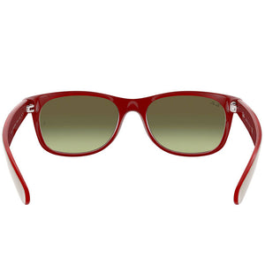 Ray Ban Men's New Wayfarer Color Mix Sunglasses | Back View