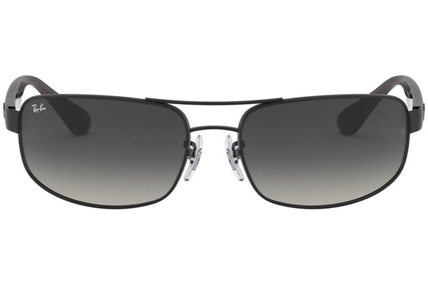 Ray-Ban Rb3445 006/11 Matte Black Rb3445 Oval Sunglasses Lens