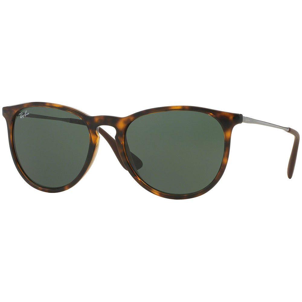 Ray-Ban Erika Classic Unisex Sunglasses W/Green Lens RB4171 710/71 54