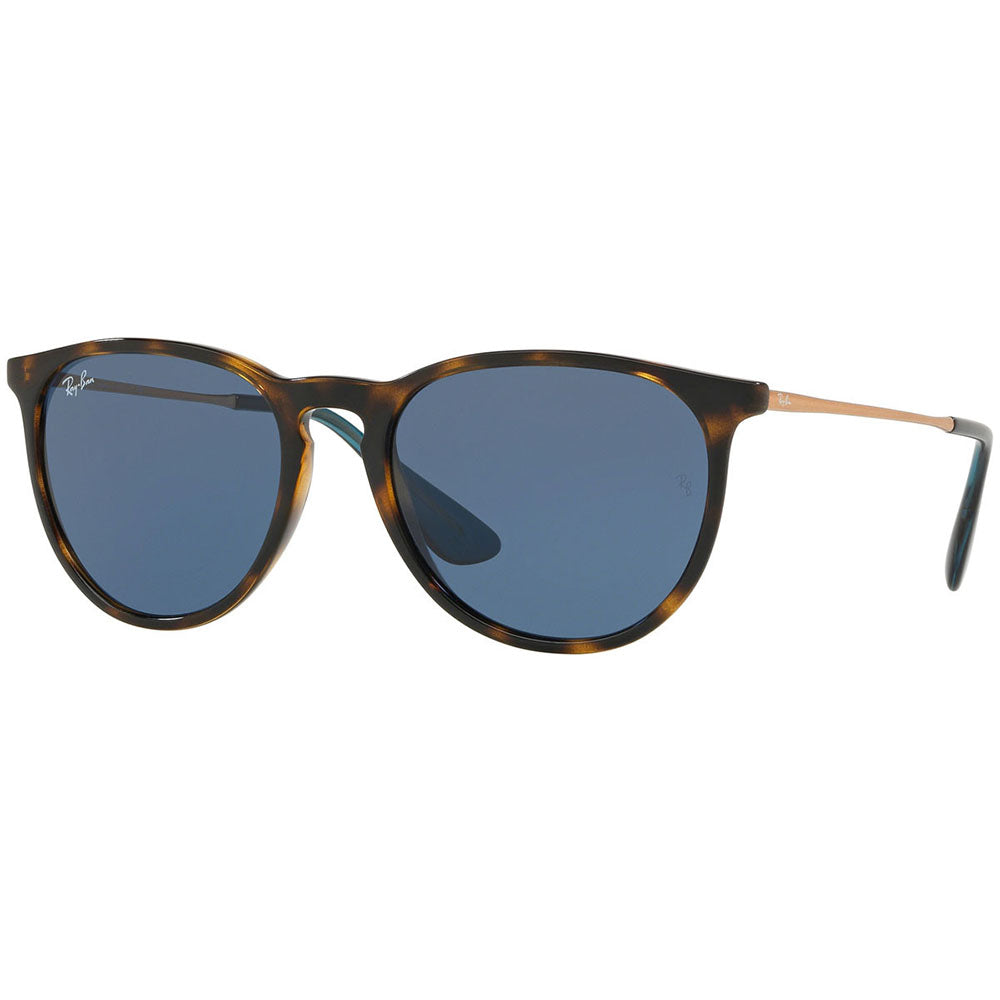 Ray-Ban Erika Color Mix Unisex Sunglasses W/Dark Blue Lens RB4171 639080 54