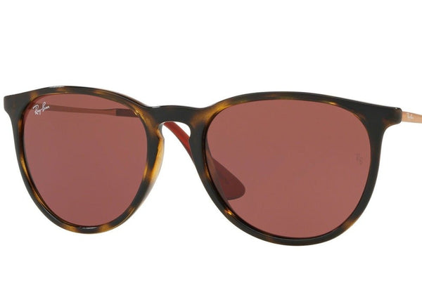 Ray-Ban ERIKA Rectangular Men's Sunglasses RB4171F 639175