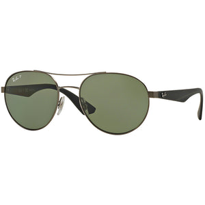 Ray-Ban Unisex Sunglasses W/Dark Green Polarized Lens RB3536 029/9A