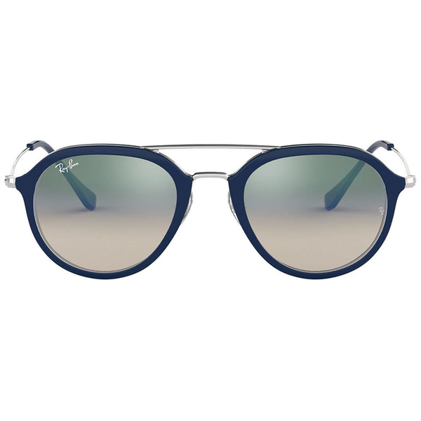 Ray Ban Unisex Pilot Sunglasses | Green Gradient Lens