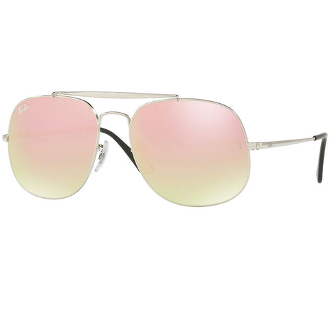 Ray-Ban Men Sunglasses W/Pink Gradient/Mirrored Lens RB3561 003/70 57