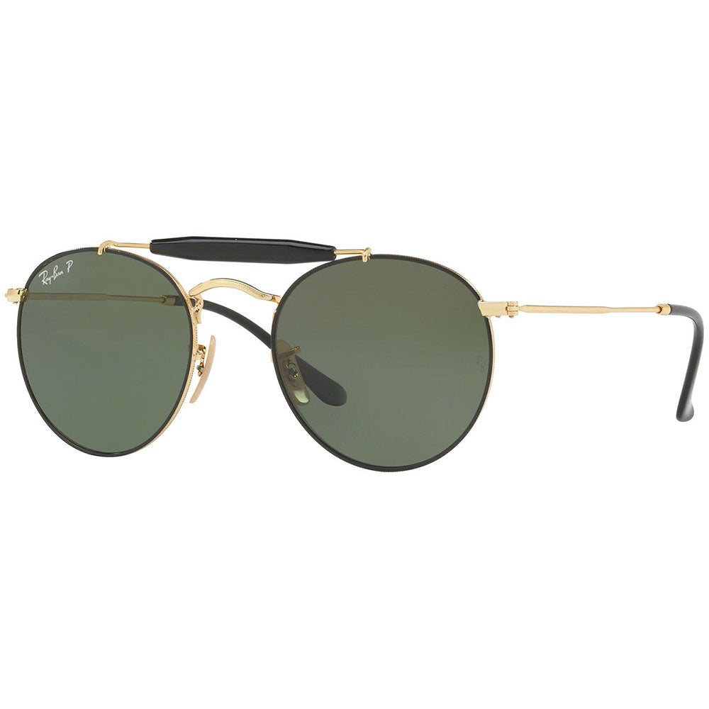 Ray-Ban Unisex Sunglasses W/Green Polarized Lens RB3747 900058