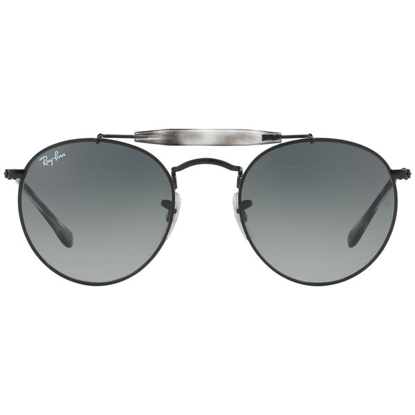 Ray-Ban Unisex Sunglasses W/Grey Gradient Lens RB3747 153/71