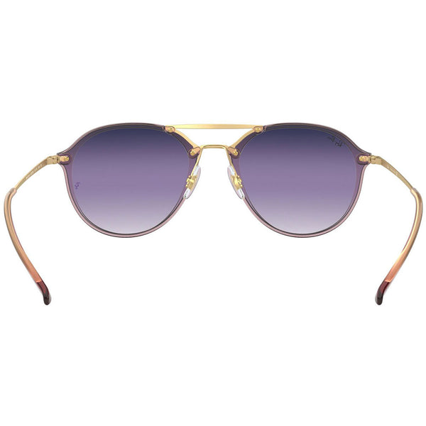 Ray-Ban Blaze Double Bridge Blaze Sunglasses