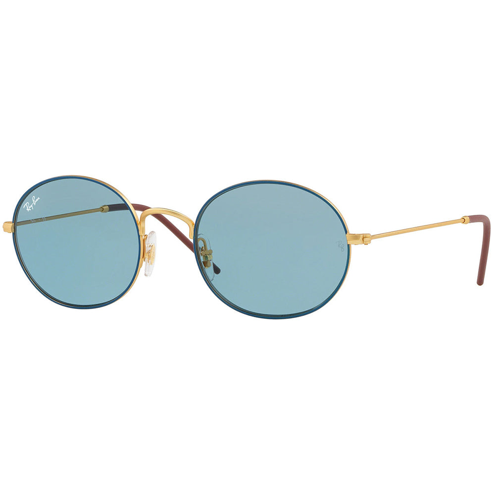New Authentic Ray Ban Beat Unisex Sunglasses W/Light Blue Lens RB3594 9113F7