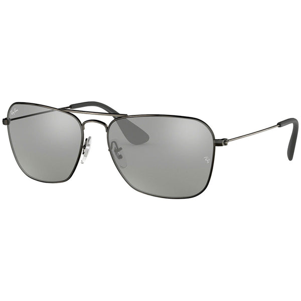 RayBan Unisex Sunglasses w/Grey Silver Mirrored Lens RB3610 91396G