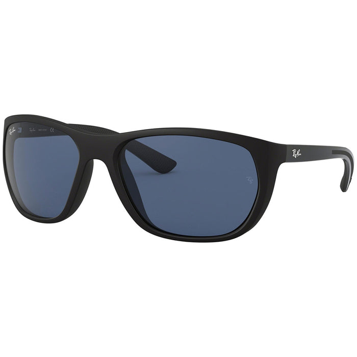 Ray Ban Men's Sunglasses w/Dark Blue Lens RB4307 601S80