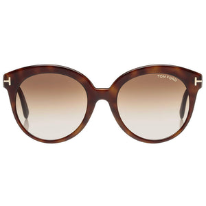 Tom Ford Monica Round Women's Sunglasses | Front View