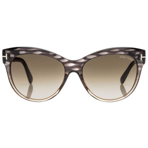 Tom Ford Lily Cat Eye Women's Sunglasses | Front Look