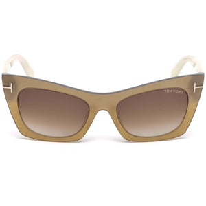 Tom Ford Kasia Cat Eye Women's Sunglasses | Front Side View