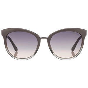 Tom Ford Cat Eye Women's Gradient Sunglasses | Front Side
