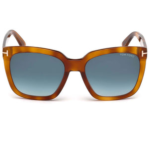 Tom Ford Square Amarra Women's Sunglasses | Front View