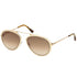Tom Ford Dashel Unisex Sunglasses Gradient Lenses - Full View