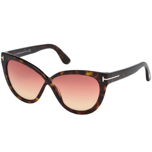 Tom Ford Cat Eye Arabella Women's Sunglasses - Full View