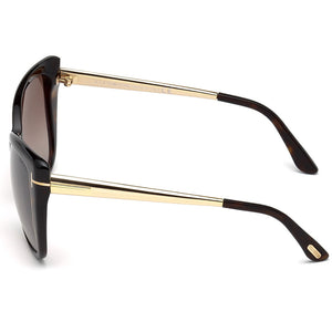 Tom Ford Reveka Cat Eye Women Sunglasses | Side Look