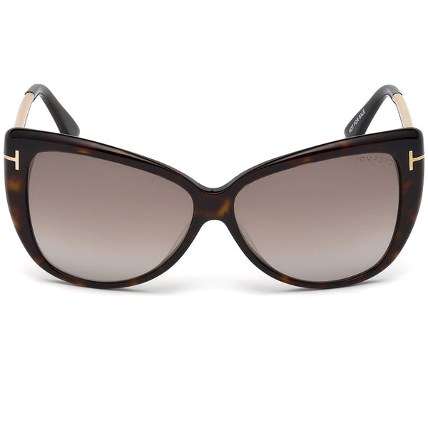 Tom Ford Reveka Cat Eye Women Sunglasses | Front Look