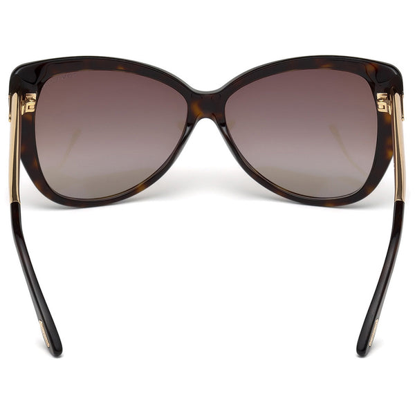 Tom Ford Reveka Cat Eye Women Sunglasses | Back Look
