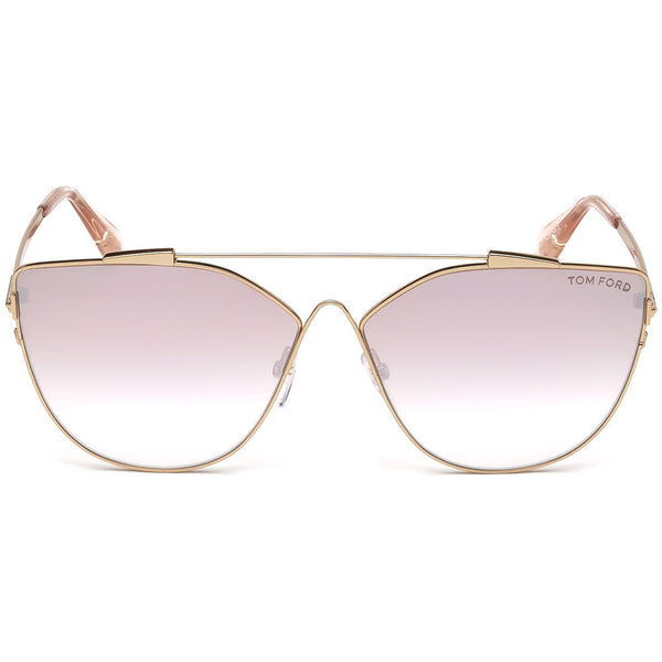 Tom Ford Jacquelyn Cat Eye Women's Sunglasses | Front View