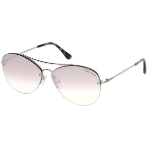 Tom Ford Margret Women's Sunglasses w/Smoke Lens FT0566 18Z