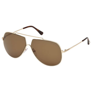 Tom Ford Chase Men's Sunglasses w/Brown Lens FT0586 28E