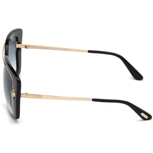 Tom Ford Marissa Women's Sunglasses Gradient Lens | Side