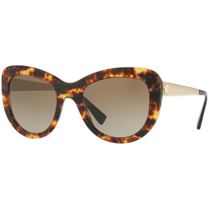 Versace Women's Sunglasses w/Brown Gradient Lens VE4325A-520813