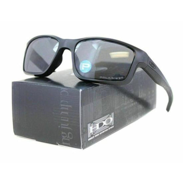 Oakley Chainlink Rectangle Men's Sunglasses Grey Lens - Box
