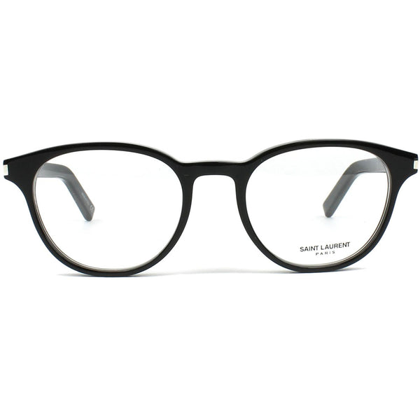 Saint Laurent Oval Unisex Eyeglasses