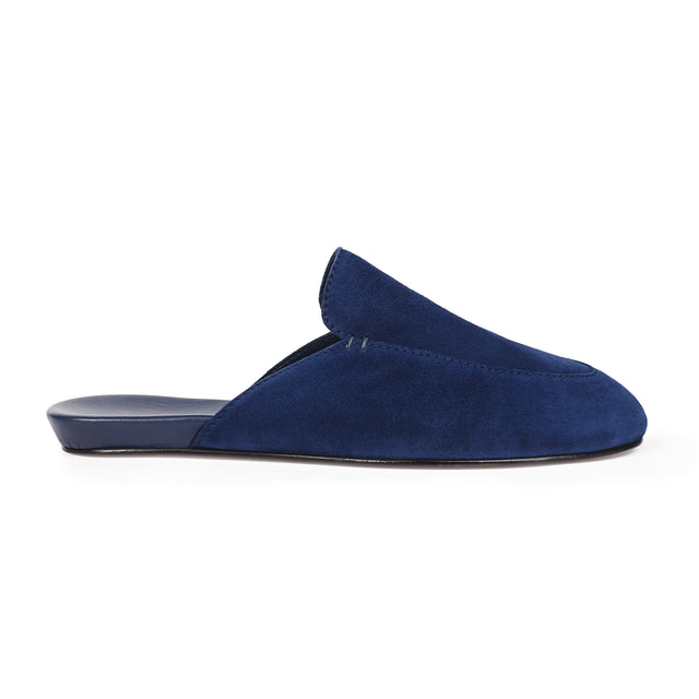 Men's Slowfer Blue Suede