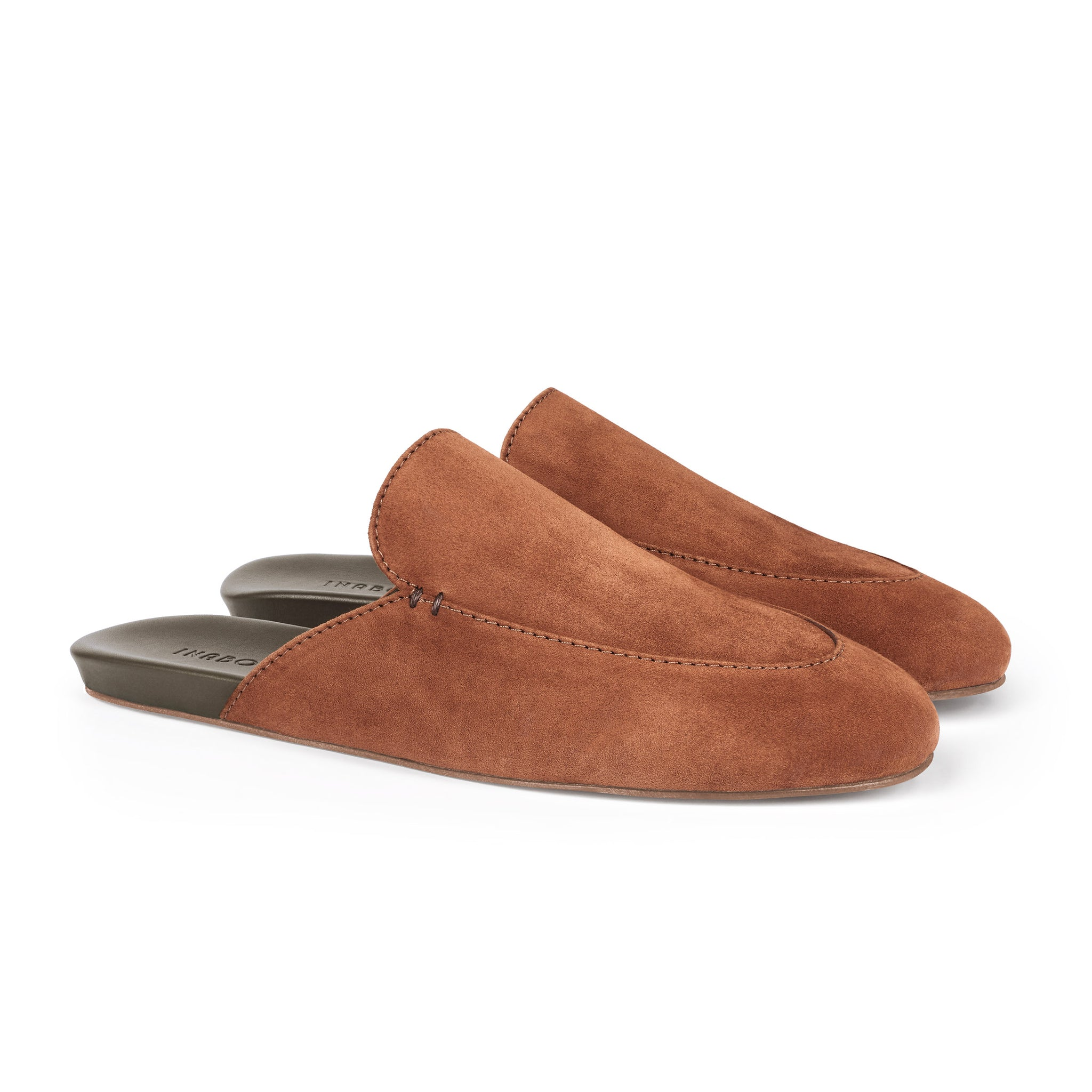Men's Slowfer Brown Suede