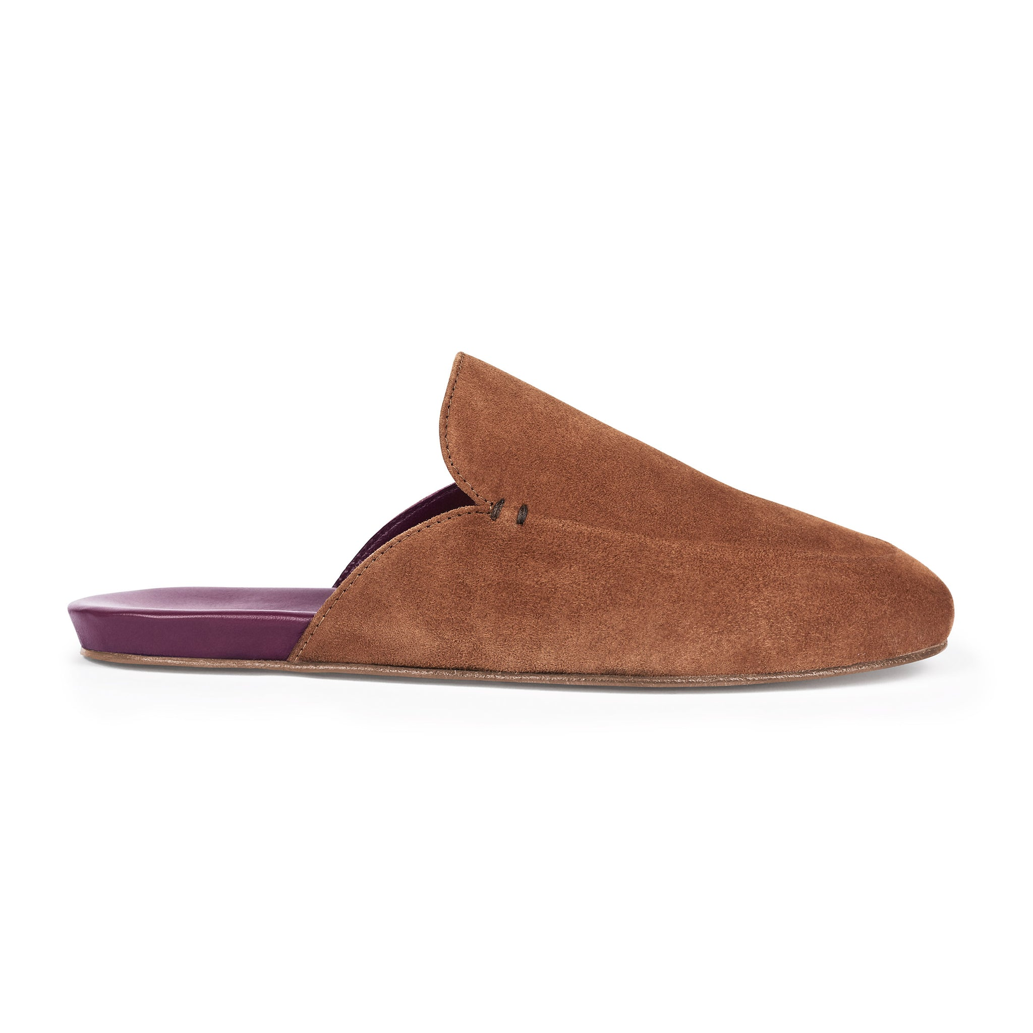 Women's Slowfer Brown Suede