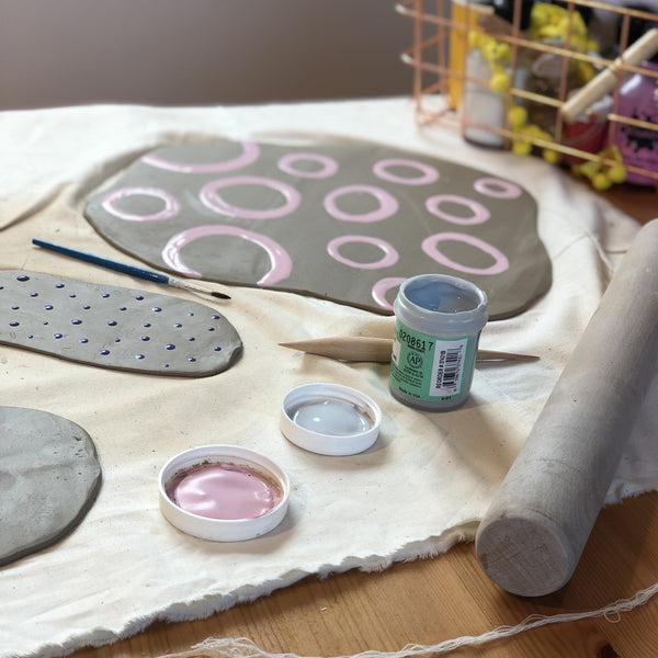 Introduction to Clay with Julia Davey