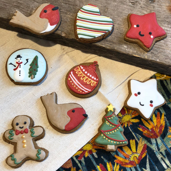 Biscuit Decorating Classes