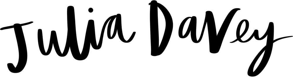 Julia Davey Events logo