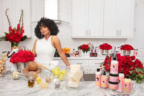 Camille Rose Naturals : Black Owned Natural Hair Products