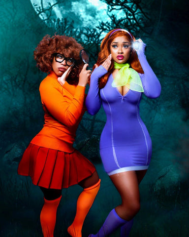 Halloween Costume Ideas for Women- Scooby Doo  Velma