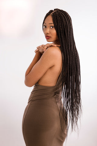 Protective Hairstyles Box Braids