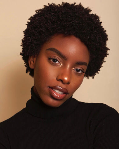 @shan.qz afro hairstyle ideas Natural Born Curls