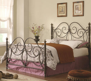 Antonella Metal Bed