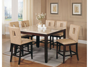 Doris Counter Height 5PC Dining Set