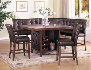 Bayle Counter Height 5PC Dining Set