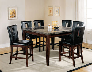 Brace Counte Height 5PC Dinig Set